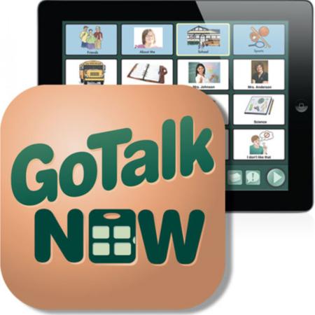 Beskyttet: GoTalk Now – niveau 1
