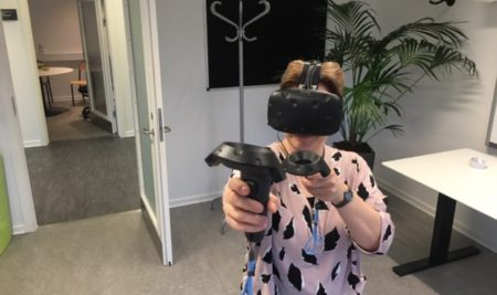 Virtual Reality på CSV Vejle