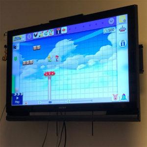 Mario Maker - program til at designe computerspil-baner