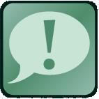GoTalk Now Kerneord knap ikon