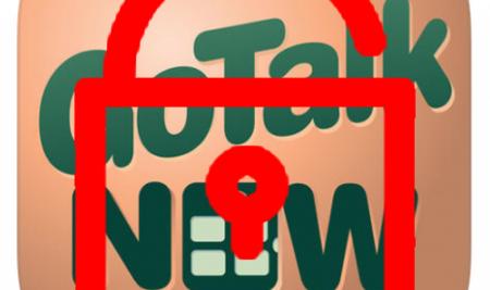 GoTalk Now – Omgå adgangskode